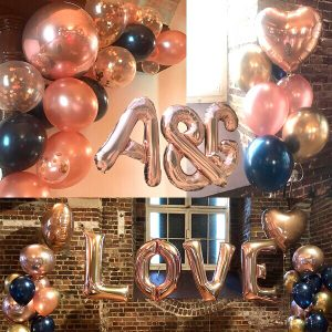 Alphabet Balloons Singapore